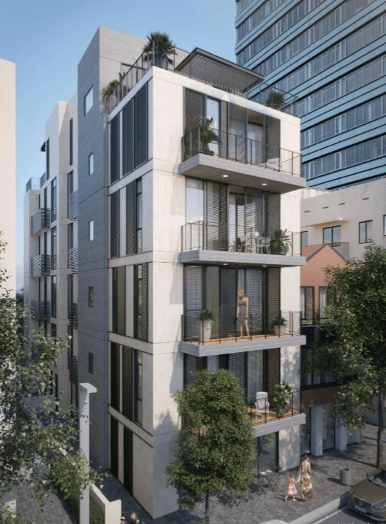 квартиры в Тель авиве
